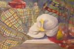 Still-Life Watercolor by OchoBitAnimations