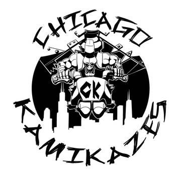 Chicago Kamikazes Logo by KaterraTheAvatar
