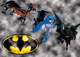 Batman: An Animated History by stick-man-11