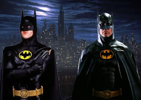 Tim Burton's Vision - Batman by stick-man-11