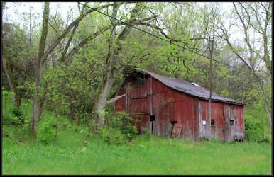 Markland Pike Barn by mim304