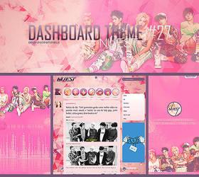 Tumblr Dash 27 -NU'EST- by Min-Jung