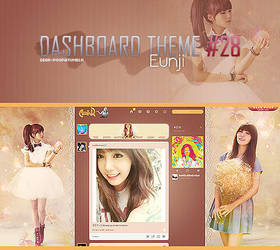 Tumblr Dash 28 -Eunji- by Min-Jung