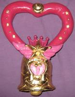 Sailor Mini Moon's bell by Sailor-Moon-stuff