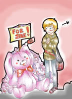 Kumagoro SALE XD by Suobi-chan