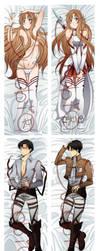 ::DAKIMAKURA COMMISSION INFO 2:: by Suobi-chan