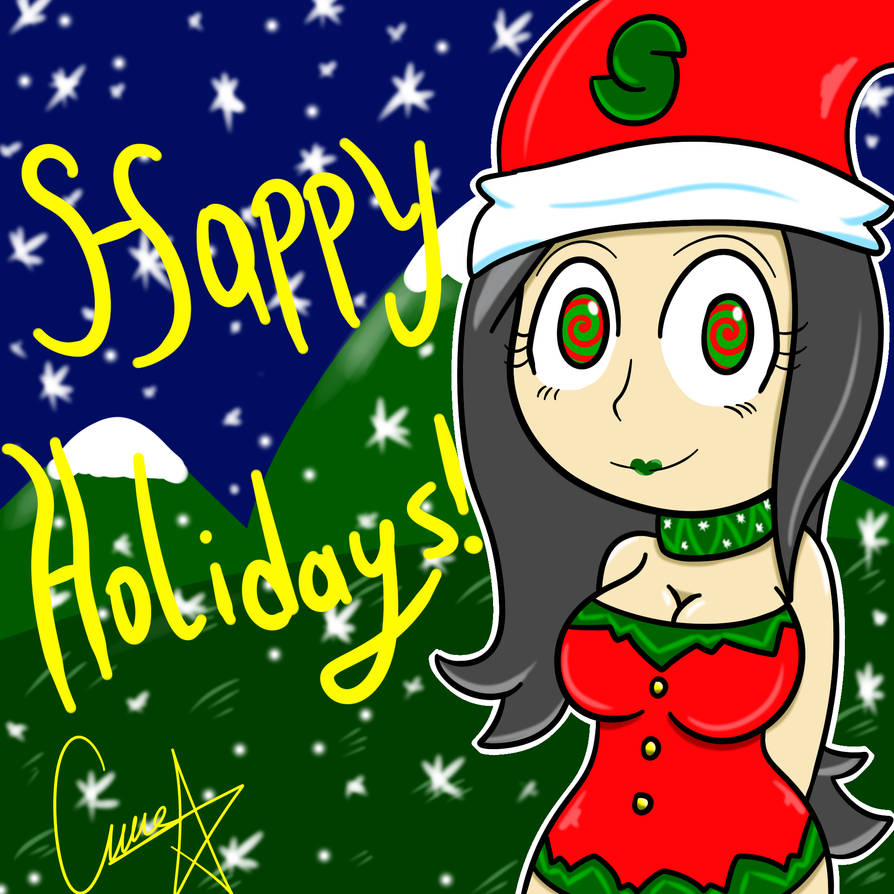 Happy Holidays! by Soropin