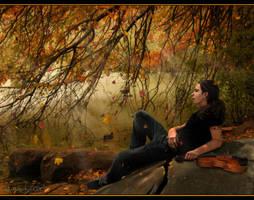 Melancholy Reverie by Cinnamoncandy