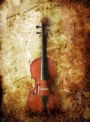 Violin by Cinnamoncandy