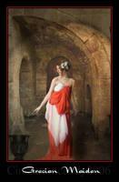 Grecian Maiden by Cinnamoncandy