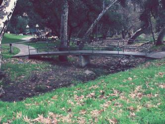 Park Bridge by mollynprecious