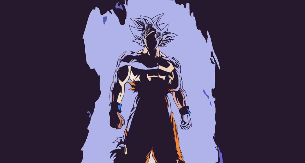 Wallpaper Goku Ultra Instinct by Dony910