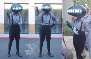Halloween 2012: Avaricious Kersnap by JeyBarnes