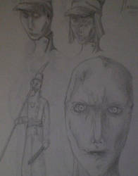 Homonculus Concepts by Thorn-king