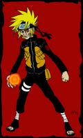 Naruto Sensei by saddamoil