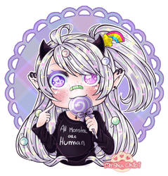 [+Video] Kim Comission chibi by Myshumeaw