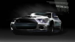 Mustang GT-500 by SnatchIDs