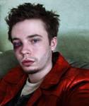 Self_loathing_Portrait by ElectricSixx