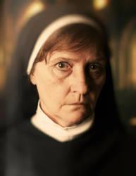Nun by ElectricSixx