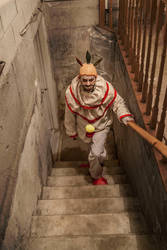 Twisty the Clown by ElectricSixx