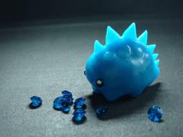 Crystal Dino by Carlsbergensis