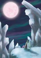 Moon shine planet by samejimachich