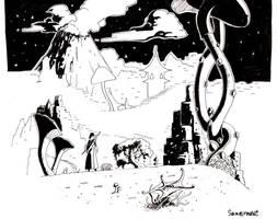Morrowind by samejimachich