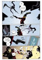 Prey parody comics page1/2 by samejimachich