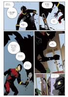 Prey parody comics page2/2 by samejimachich