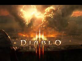Diablo III Wallpaper 2 by Lustild