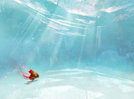 Underwater journey by APetruk