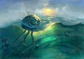 Jeidgy the fish by APetruk