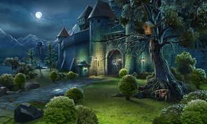 Castle Gates by APetruk