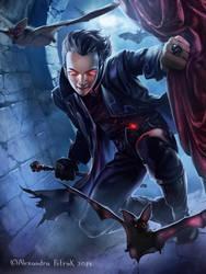 Vampire's Night by APetruk