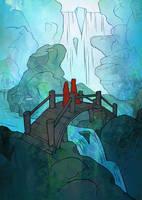 Frozen Bridge by APetruk