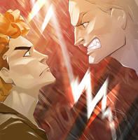 Confrontation by APetruk