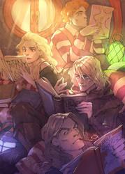Family readings by APetruk