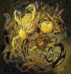 Samhain Spirit by APetruk