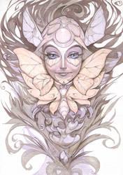 Moth Fairy by APetruk