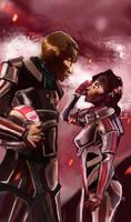 Mass Effect: First Contact by Dunnstar
