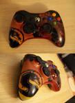 Mortal Kombat Controller by Bulkmeier