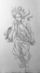 Natsu  by ShadowDragonsArt