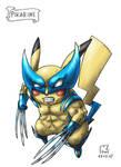 FUSION #34 Pikarine by blue-hugo