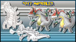 MORCHLER #047 | TenndoDex by blue-hugo