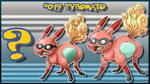 PYROMATO #049 | TenndoDex Idea by Beule by blue-hugo