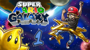 LLL - Super Mario Galaxy Thumbnail by blue-hugo