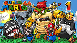Spendem - Super Mario 64 Thumbnail by blue-hugo