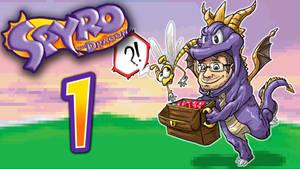 Spendem - Spyro the Dragon Thumbnail by blue-hugo