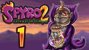 Spendem - Spyro 2 Thumbnail by blue-hugo