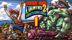 Spendem - Donkey Kong Country 2 Thumbnail by blue-hugo